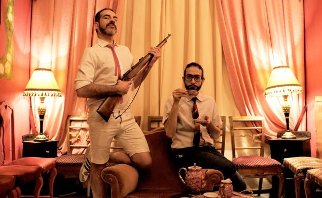 Alberto Puraenvidia y José Martret