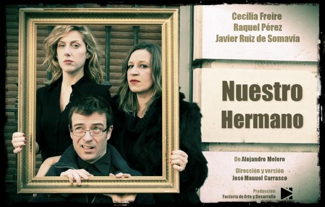 CARTEL NUESTRO HERMANO CON FILTRO 2