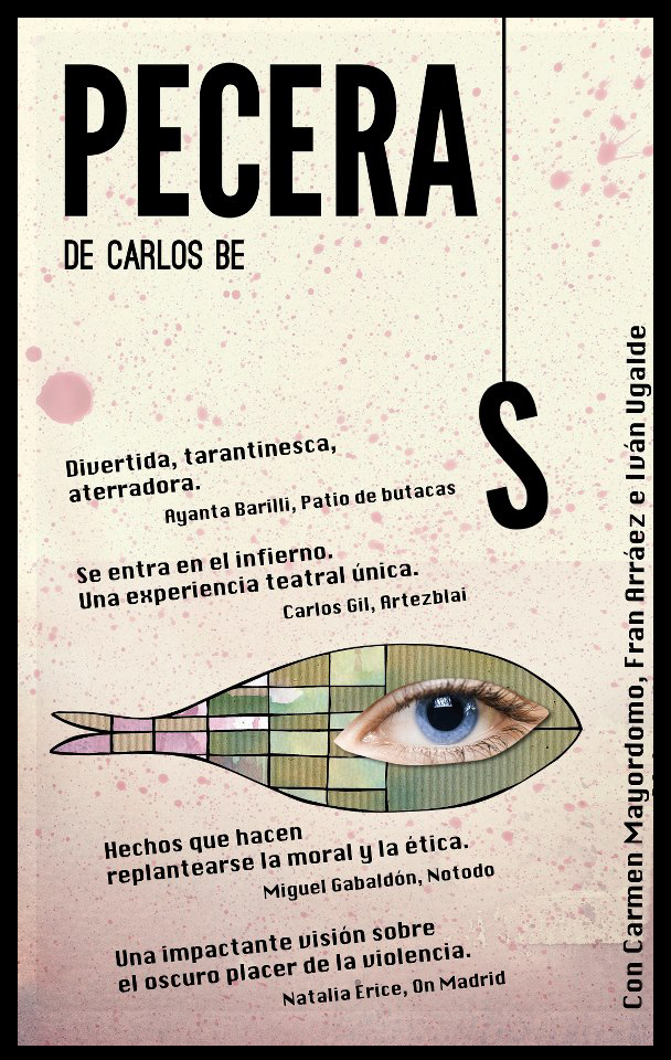 Peceras - Cartel 2
