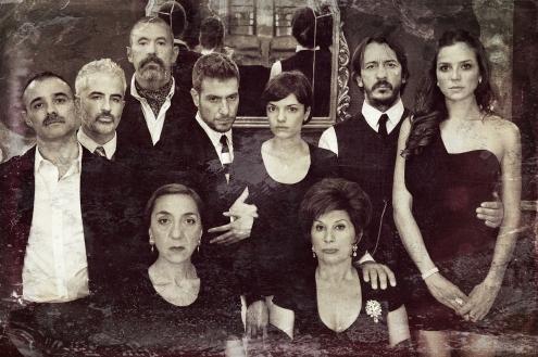Tarjeta IVÁN-OFF foto de familia MARZO 2013