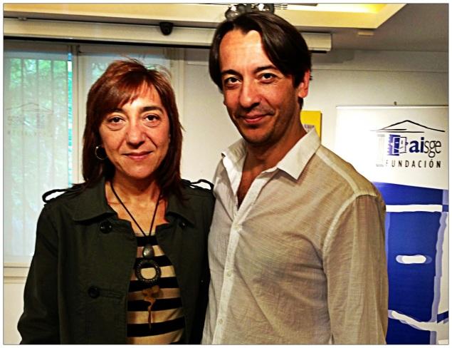 Gremán Torres y Rocio Calvo
