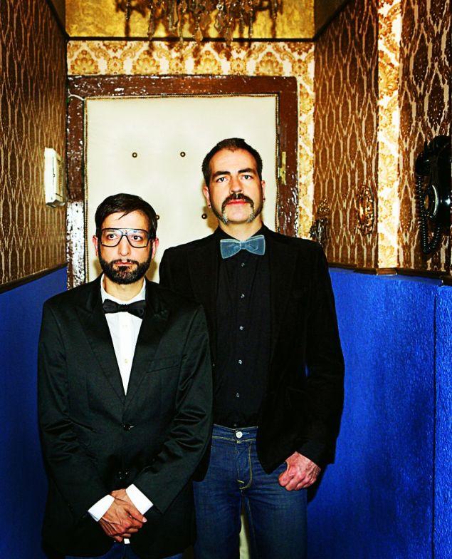 Jose Martret y Alberto Puraenvidia