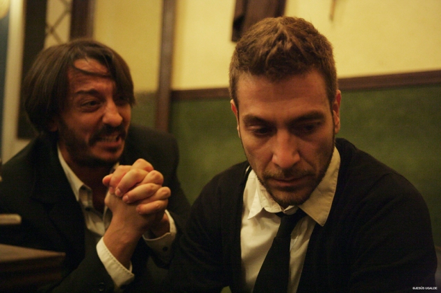 IVÁN-OFF Raúl Tejón y Germán Torres