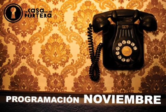 CARTELERA NOVIEMBRE 2013 TELEFONO RECORTADA
