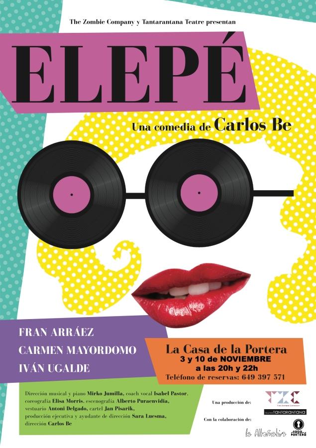 Elepé (The Zombie Company) NOVIEMBRE