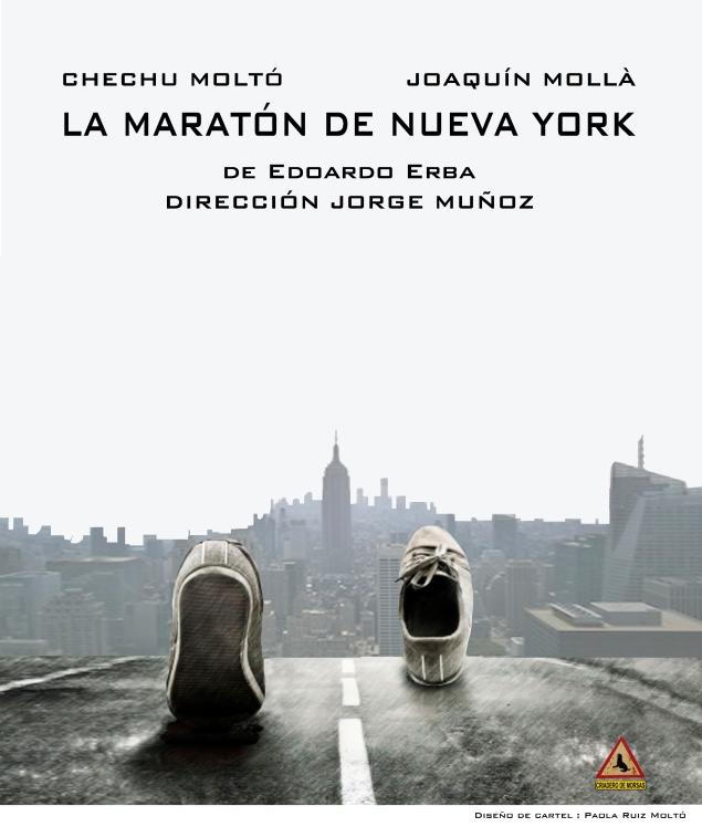 Cartel Maratón