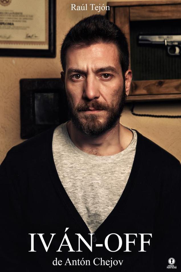 Raúl Tejón es Iván