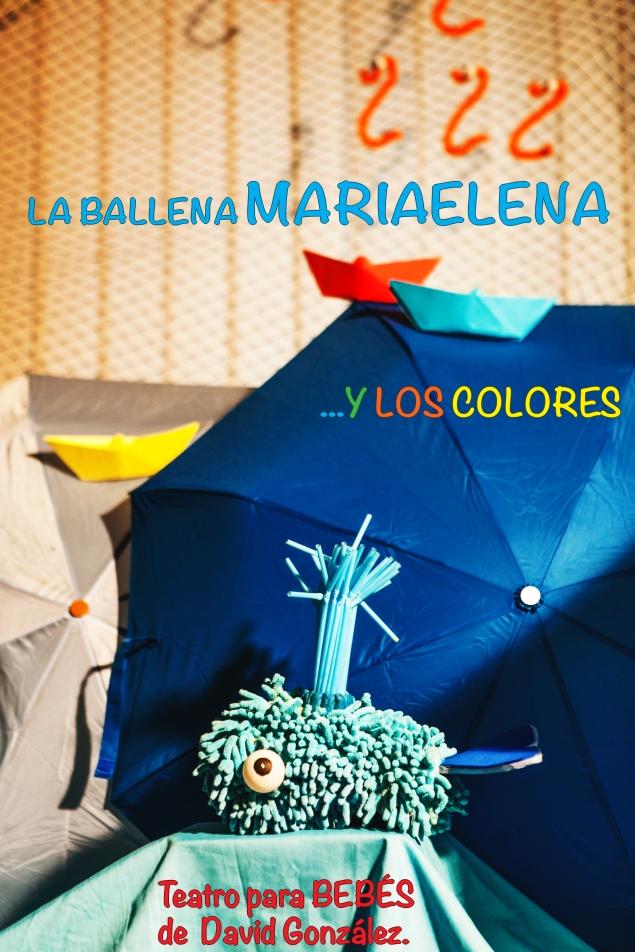 cartel LA BALLENA